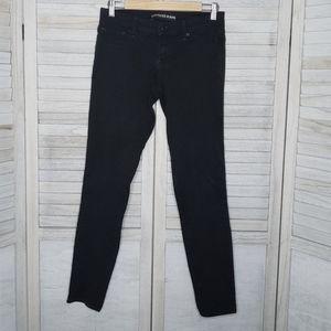 Express Stella Legging Jegging Black Pants Low 8
